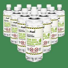 Bio Ethanol Fuel 96L, FREE NEXT DAY DELIVERY, Premium Grade Quality, Clean Burn