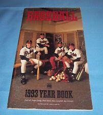 University Of Portland 1993 Baseball Yearbook Media Guide