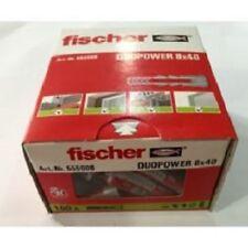 Taco Fischer Duopower 8x40 100 Unidades