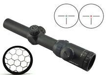Visionking 1.25-5x26 Rifle scope 30 three-pin with honeycomb Sunshade