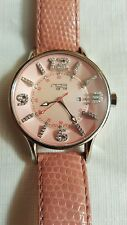 Ladies NOA 1675-LD-001 Automatic Pink Diamond MOP Dial