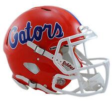 FLORIDA GATORS RIDDELL SPEED AUTHENTIC NCAA FOOTBALL HELMET