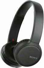 SONY Bluetooth Wireless Headphone WH-CH510 Black 2019 Model AAC Compatible