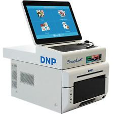 DNP dp-sl620 II FOTO chiosco sistema completo DP SL 620 T 6 MINI pass immagini Event ds620