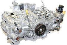 Subaru Outback BS 2.5i 4 Zylinder Boxer Triebwerk 129 kW FB25 Motor nur 31Tkm