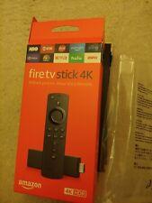 Amazon Fire TV Stick 4K Streaming Media Player with Alexa w/ new remote