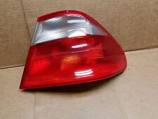 MERCEDES W208 CLK430 CLK320 RIGHT REAR PASSENGER TAILLIGHT TAIL LIGHT LAMP OEM