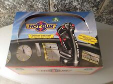Hot Gun Cloche Elettronica 1988 Mini Hot Gun Keychain 7 Pezzi + Espositore
