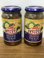 Authentic Imported Mixed Pickle 2 X 330g From Pakistan , Spicy Chutney , Curry