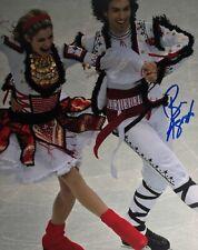 Ben Agosto Ice Dancing USA Olympics Signed 8x10 Autographed Photo COA E2