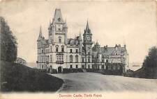 br109071 north front dunrobin castle scotland uk
