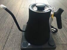 Fellow Stagg EKG Bluetooth 1200W Cordless Electric Kettle  - Matte Black 0,9l