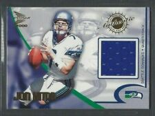 Jon Kitna 2000 Prism Authentic Game Worn Jersey Relic #10 Seahawks