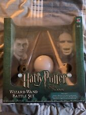 Harry Potter Wizard Wand Battle Set Order of the Phoenix Boxed New