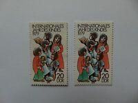 DDR Internationales Jahr des Kindes 1979 20 Pfennig Plattenfehler Mi 2423 I
