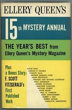 Ellery Queen's 15th Mystery Annual by Ellery Queen (ed.) 1st