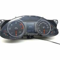 Audi A4 B8 Diesel Tachometer Tacho Instrument Tachometer Km/H 8K0920901A
