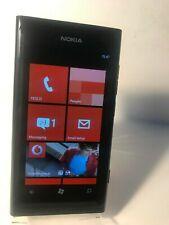 Nokia Lumia 800 - Black (Unlocked) Smartphone Mobile