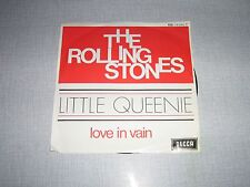 The Rolling Stones 45 tours Belgique Little queenie