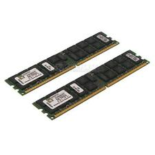 IBM Blade Center HS20 DDR2-RAM 4GB-Kit 2x2GB PC2-3200R ECC 2R - 40E9000