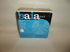 BAIA 3 PACK OF 200 FT REELS AND CASES DUAL 8MM SEALED