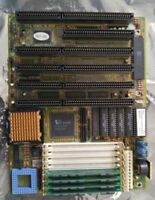 486 DLC33 motherboard Vintage Hardware - ISA 16 BIT 30 pin RAM RARE 4 MB retro
