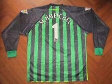 maglia MANCHESTER UNITED SCHMEICHEL shirt trikot maillot jersey goalkeeper 97 98