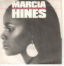 """<2289-19> 7"""" Single: Marcia Hines - Your Love Still Brings Me To My Knees"""
