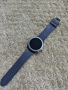 Fossil, Sport Smart Watch (DW9F2) 43mm Black Wristband