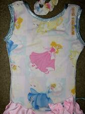 ice figure skating dress twirl/dance/roller/dance child M 8-10 Disney Princess