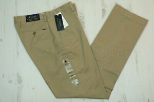 Polo Ralph Lauren Classic Fit Newport Stretch Chino Trousers size W30 L32
