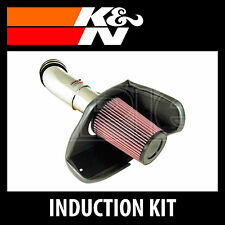 K&N Typhoon Performance Air Induction Kit - 69-3520TP - K and N High Flow Part