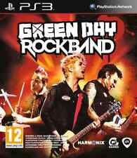 Playstation 3-Rock Band Green Day Ps3  GAME NEW