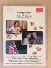 DVD OPERA / ALZIRA / VERDI / REGIO DI PARMA 1991 / MAURIZIO BENINI / TB ETAT