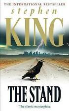 The Stand by Stephen King (Paperback, 1991, original ) Like new, free shipping