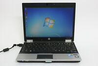 Cheap Laptop HP Elitebook 2540P Core i5 4GB RAM 250G HDD Windows 7 Webcam Office