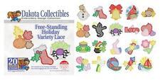 Dakota Embroidery Machine Design CD-Free-Standing Holiday Variety Lace 970399