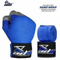 """Pack of 5 PAIR ADii™ Mexican Style Boxing Hand Wraps 180/""""  MMA Inner Gloves"""