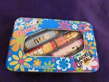 Peanuts lip balm~Snoopy Strawberry~RARE VINTAGE COLLECTIBLE