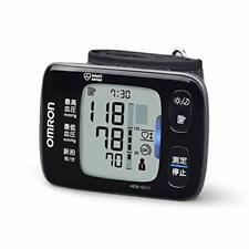 NEW Omron HEM-6311 Healthcare wrist blood monitor Japan new.