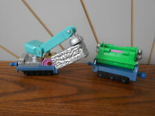 RUBBISH & RECYCLING CAR diecast train CHUGGINGTON character toy LEARNING CURVE