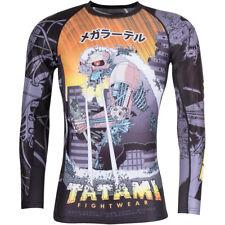 Tatami Fightwear Cyber Honey Badger Long Sleeve BJJ Rashguard