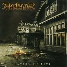 DARKANE - LAYERS OF LIVE NEW CD