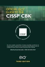 (ISC)2 Press: Official (ISC)2 Guide to the CISSP CBK, Third Edition 11 (2012, Ha