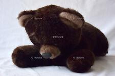 Peluche Orso Bruno Orsacchiotto LENCI Torino 48cm! Teddy Bear Mohair/Steiff 1OT