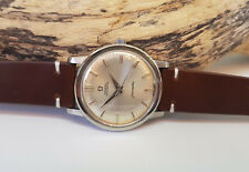 Vintage 1965 OMEGA Seamaster cadran argent CAL:562 automatique homme watch