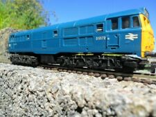 Triang OO-Gauge R357 British Rail Class 31 Diesel Locomotive, D5572, Unboxed
