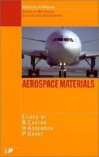 Aerospace Materials (Series in Materials Science and Engineering) by