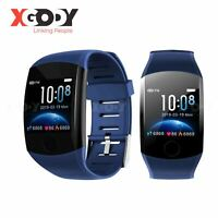 XGODY Women Man Smart Watch Blood Pressure Monitor For Android*IOS*iPhone*Huawei