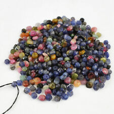 116.00 Carats Earth Mined Untreated Watermelon Tourmaline Drilled Beads Lot